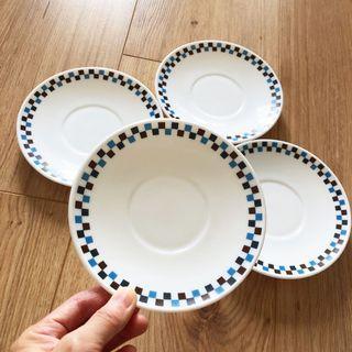 🚚 咖啡碟 盤 杯盤 小碟 居家裝飾