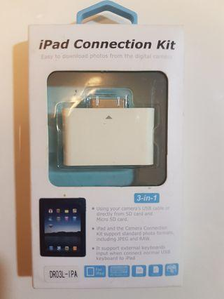 Ipad connection kit new 3 in 1