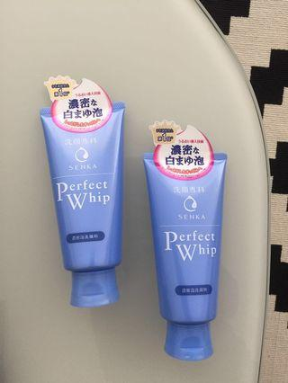 Senka (Shiseido) Perfect Whip x 2