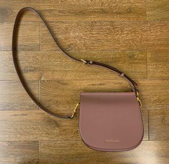 Charles & Keith Front Flap Saddle Bag