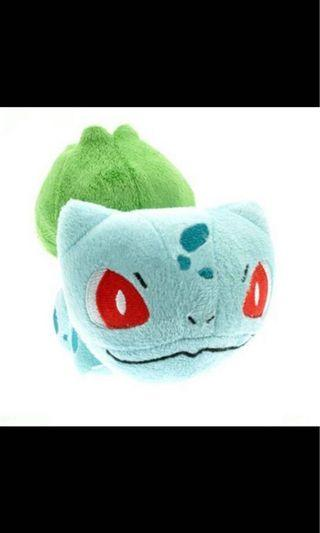 🚚 精靈寶可夢  神奇寶貝 妙蛙種子娃娃
