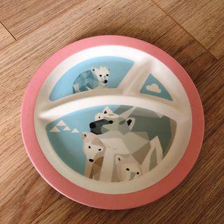 🚚 幼童安全餐盤