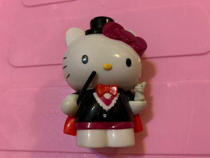 Hello Kitty Daniel 硬膠公仔