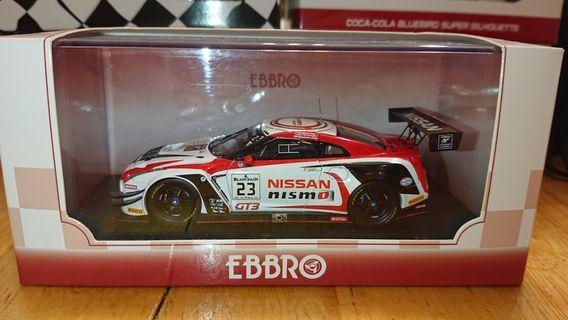 1/43 EBBRO GTR
