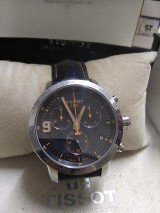 Tissot tony packer limited edition