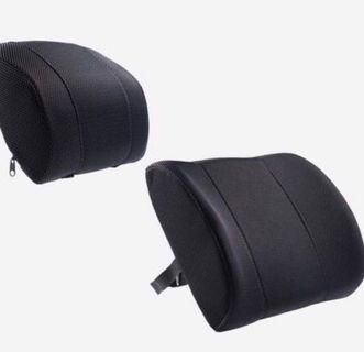 🚚 LUXGEN 納智捷 原廠專用 頸枕 舒適頸組 腰靠 護腰墊 舒適枕組