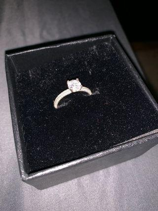 Austrian promise / engagement ring size 7