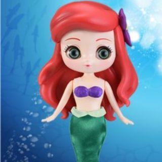 CUICUI Disney Characters - Premium Doll ~ Ariel ~