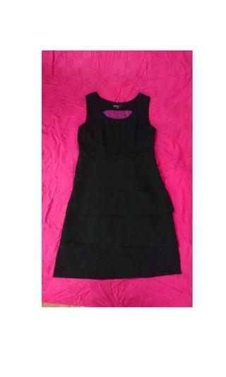 Dressing Paula Black Dress #snapendgame #
