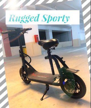 Demo Set Electric Scooter Cash & Carry LTA Approved