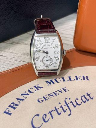 Franck Muller Vintage 1998 Casablanca