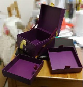 收納盒 首飾盒(家居收納 / 結婚放新娘房 / 外影用一流)