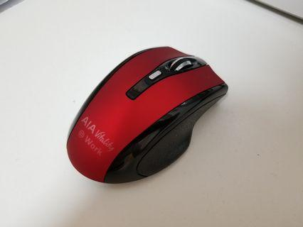 無線滑鼠 Wireless Mouse 藍芽 bluetooth usb charging 無需電池! 100%全新