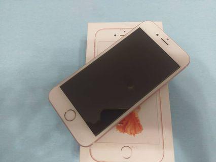 iPhone 6S 4.7吋 64G 玫瑰金