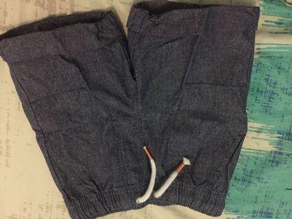 Celana anak merk cat n jack new ya belum dipake sama sekali karena gak muat size 2y