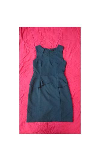 Dressing Paula Peplum Dress #APR75