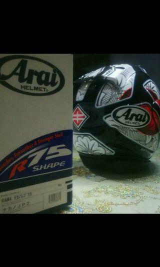 be45b3f6 ZR SMOKE PURPLE Arai Visor BNIP, Motorbikes, Motorbike Apparel on ...