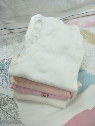Baby Rompers (6/9-12months) (5pcs)