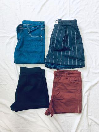 Jeans/Shorts Sale