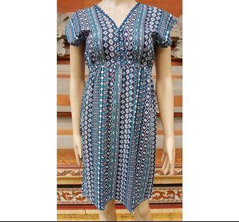 Dress Mano Pendek