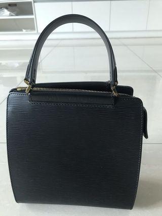 LV epi leather handbag