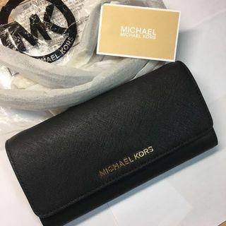 Michael Kors Jet Set Wallet On A Chain (Brand New)