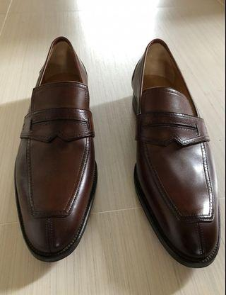 🚚 Hermes leather shoes