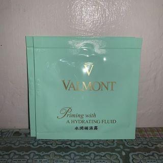 VALMONT 一套2件 水潤補濕露 Priming with A HYDRATING FLUID