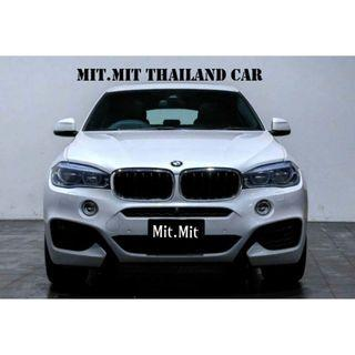 BMW X6 3.0 XDrive 2016 Thailand Converted to Malaysia Legally