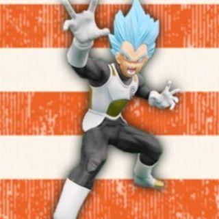 Super Dragon Ball Heroes - Transcendent Vegeta