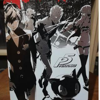 Persona 5 Limited Steelbook Edition