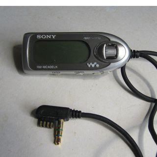 勿壓價-SONY RM-MC40ELK HI-MD,REMOTE CONTROL FOR MANY DAP,CD,MD..
