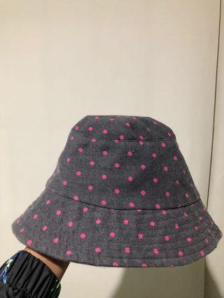 Bucket Hat Polkadot