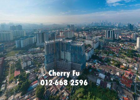 Setapak Freehold New Condo Only