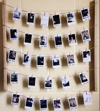 Polaroid/Picture Holder