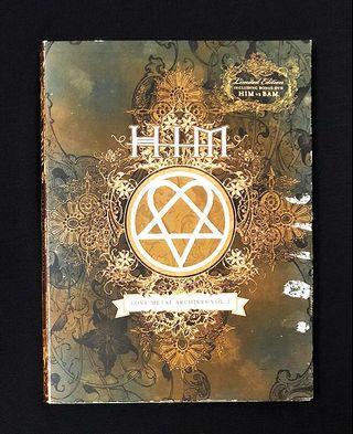 HIM Love Metal Archives Vol.1 2005 dvd
