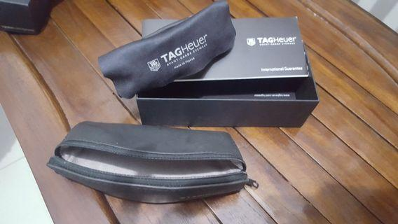 TAGHeuer - Outdoor Gris Sunglasses