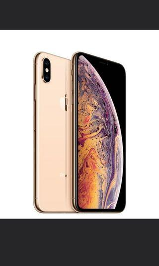 🚚 iPhone XS Max Gold