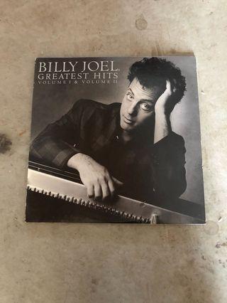 Billy Joel vinyl