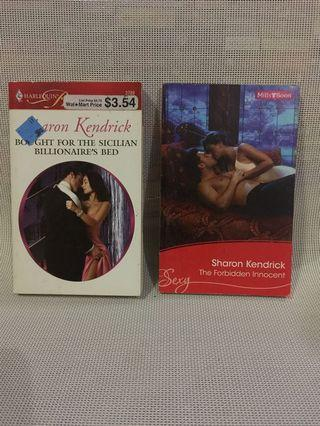 Various Title by Sharon Kendrick