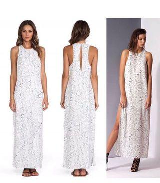 Cameo Semi Formal Maxi Dress