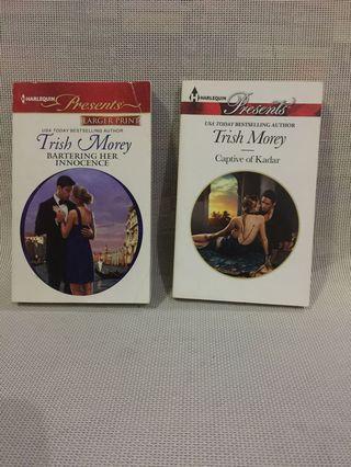 Various Title Trish Morey