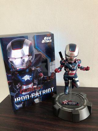 Iron Man 3 Iron Patriot Egg Attack #EndgameYourExcess