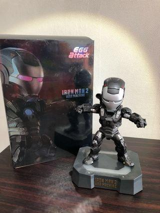 Iron Man 2 War Machine Egg Attack #EndgameYourExcess