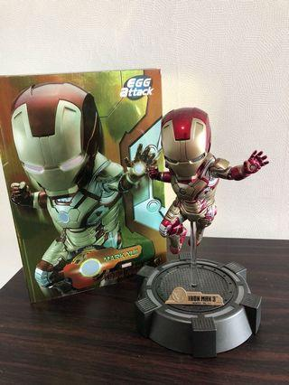 Iron Man 3 Mark XLII Egg Attack #EndgameYourExcess