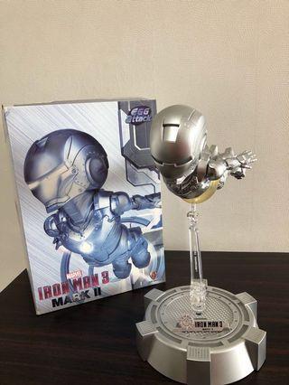 Iron Man 3 Mark II figurine Egg Attack #EndgameYourExcess