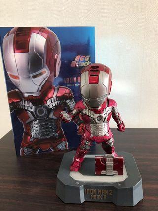 Iron Man 2 Mark V Egg Attack #EndgameYourExcess