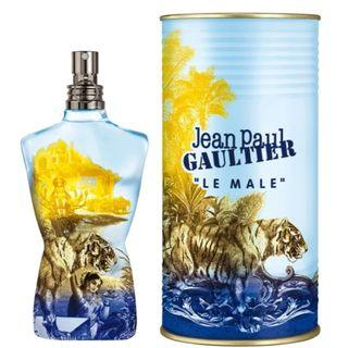 Jean Paul Gaultier Le Male Summer Edition EDT perfume 125ml 4.2oz