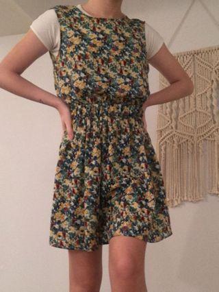 American Apparel chiffon dress