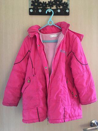 🚚 女童長袖厚外套1